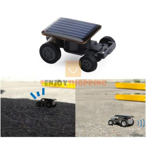 Mini Eco Solar Powered Racing Car Vehicle Educational