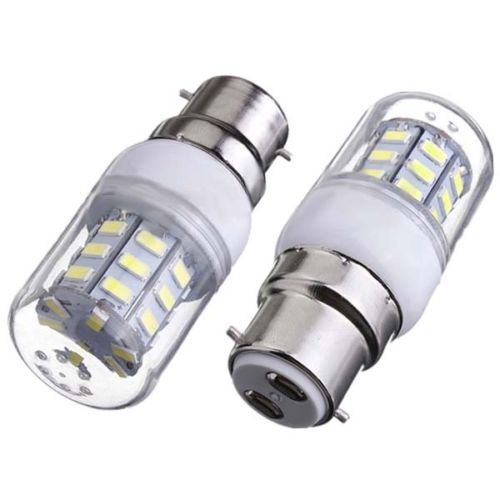 B22 Corn Bulb High Power LED 5730 SMD Light Lamp Eco
